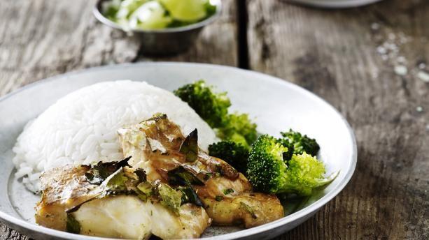 Sojabraiseret torsk med stegt broccoli | Samvirke.dk