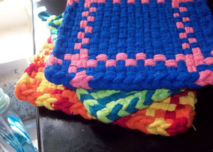 The Philosopher's Wife: Pot Holders, Potholders, Pot-Holders . . . You know what I mean!