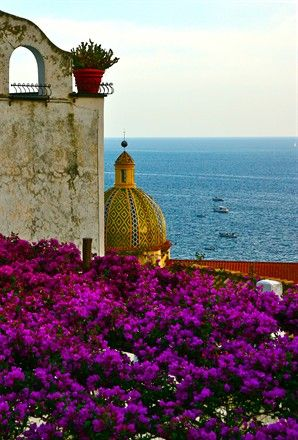 Italy, Positano: Positano Italy, Favorite Places, Beautiful Places, Beauty Place, Italian Charms, Photo Galleries, Amalficoast, Flower, Amalfi Coast Italy