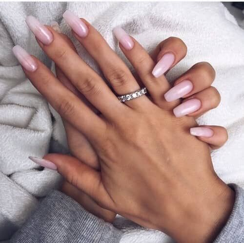 50 stunning acrylic nail ideas to express your personality #acrylic #express #ideas #personality #stunning