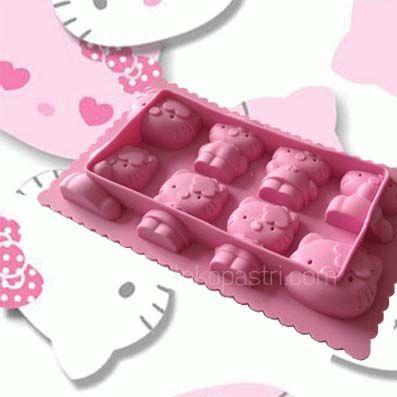 Jual Aneka Cetakan Motif Hello Kitty