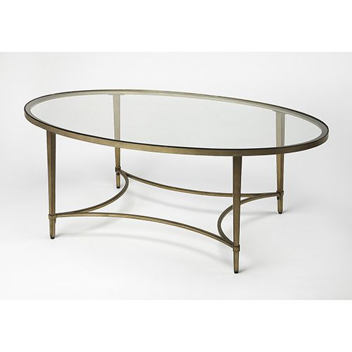 Gold Shabby Chic Coffee Table: Best 25+ Oval Coffee Tables Ideas On Pinterest