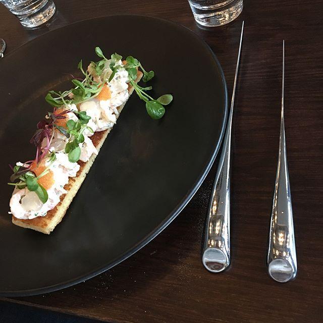 Anniversary meal 😛 #taste @langvikhotel #langvikhotel http://www.langvik.fi/