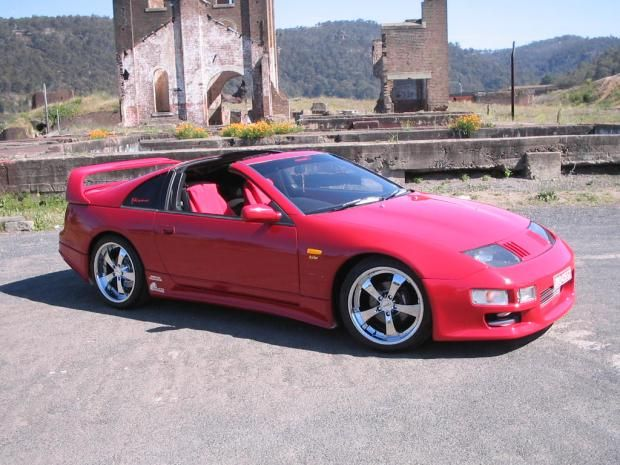 1996 Nissan 300zx Pictures