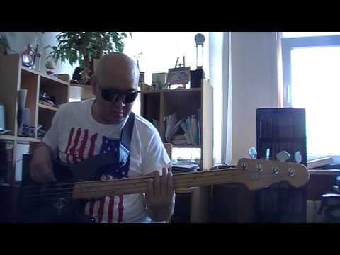 Kool & The Gang feat Lisa Stansfield Too Hot Bass cover Bob Roha Bob Roha - Bassist in the Hague, The Netherlands