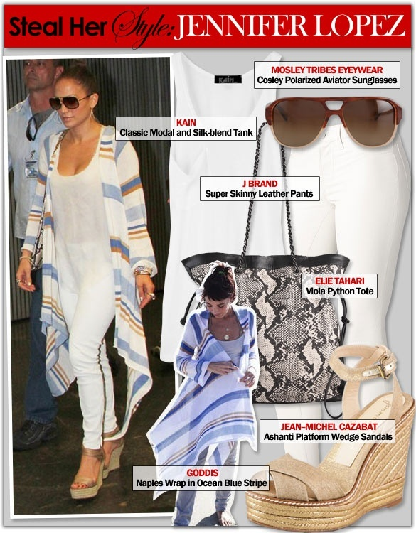 Love Jennifer Lopez Style!