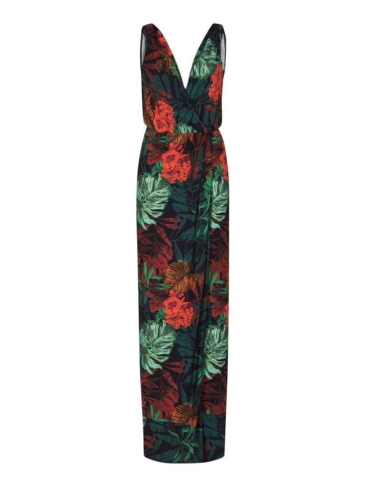 Moss and Spy - Kalani Maxi Dress