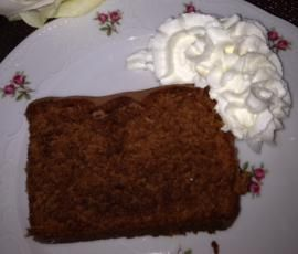 Omas Schokoladenkuchen