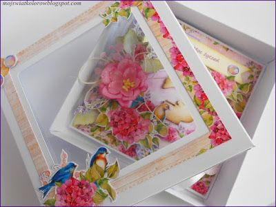 Mój świat kolorów...: Rajskie Sonety na kartce...