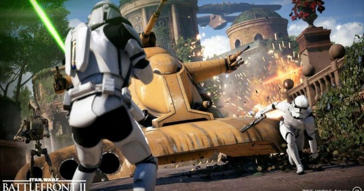 'Star Wars Battlefront II' public betas are live this weekend  ||  'Star Wars Battlefront II' public betas for PC, PS4 and Xbox One are live right now for the weekend. Go play a Star War. https://www.engadget.com/2017/10/06/star-wars-battlefront-2-public-betas-live-this-weekend/?utm_campaign=crowdfire&utm_content=crowdfire&utm_medium=social&utm_source=pinterest