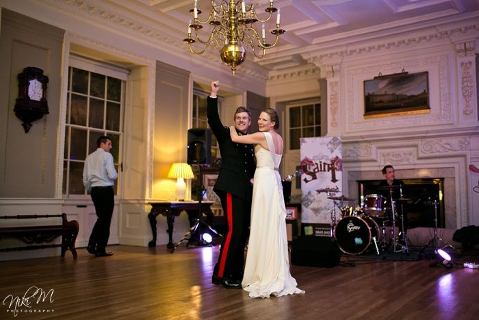 Lucy and Tony's Wedding; Skinners Hall London