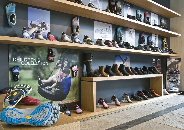 The Vibram® store   #vibram #milan #shopping #Fivefingers
