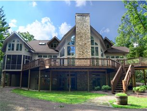 148 best Lakefront Homes at Deep Creek Lake images on Pinterest
