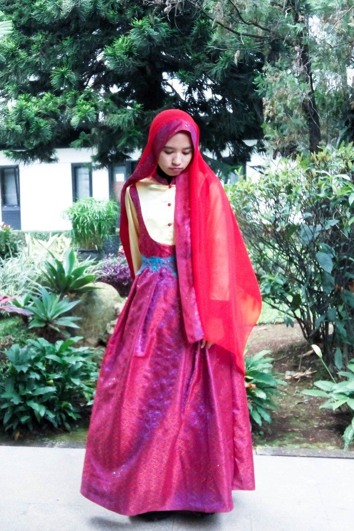 OOTD : Earlier Festive Inspired Bollywood  #hijabstyle #festivelook #bollywood