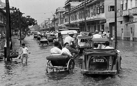 1950 Bangkok flooding