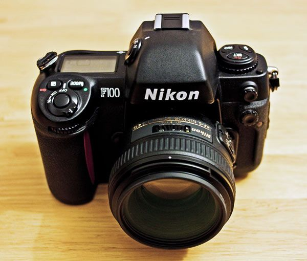 Five Fantastic Film Cameras Under $1000