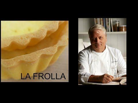 A lezione da Iginio Massari | Frolla - YouTube