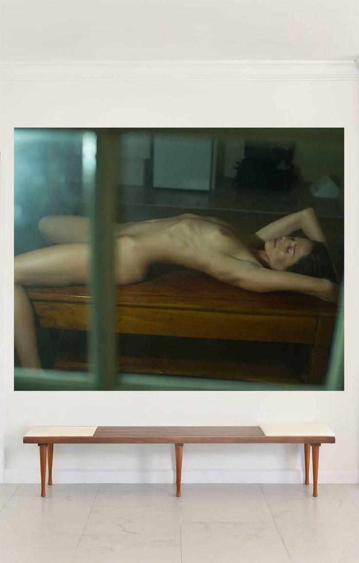 Hotel Bondi #1- Limited Edition Nude Portrait Color Photograph