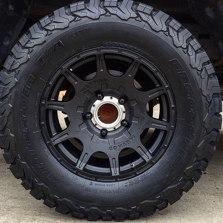 {Stealth}    Tire: BFGoodrich All-Terrain KO2  Wheel: Method Roost Matte Black ••••••••••••••••••••••••••••••••••••••••••••••••••••  #OffroadTireGuy #Baja #Mexico #OffRoad #Racing #Prerunner #Wheels #Tires #MethodWheelsRoost #methodracewheels #KO2 #AllTerrain   #Ford #Chevy #GMC #Dodge #Jeep #Toyota    @methodracewheels  @bfgoodrichtires  @jsotos287  @discount_tire
