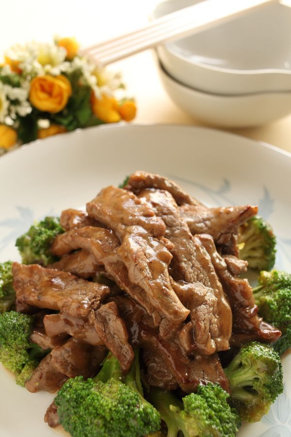 Easy Stir Fry: Recipe Beef With Broccoli