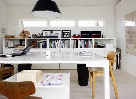 Scandinavian Summer House Study, Featured on sharedesign.com