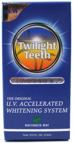 Twilight #Teeth #Platinum 25 U.v. Accelerated #Whitening System by Twilight Teeth, Inc.,