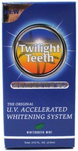 Twilight #Teeth #Platinum 25 U.v. Accelerated #Whitening System by Twilight Teeth, Inc.,