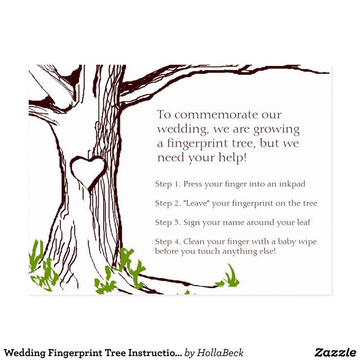 Small Fingerprint Live Oak Tree Wedding Guest Book Hand Drawn: 17 Best Ideas About Wedding Fingerprint Tree On Pinterest