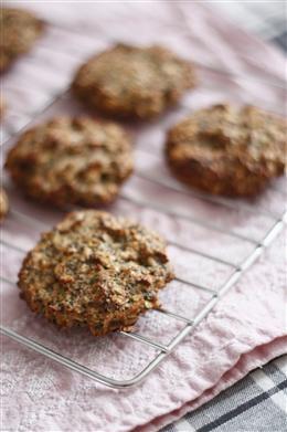 Orange poppy seed cookie | Love For Healthy Treats | Pinterest