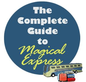 How Magical Express works - including who can use it, the step-by-step process and Resort Airline Check In info