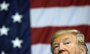 """""""Stone told the Guardian that around 1,300 volunteers from the controversial Citizens for Trump grassroots coalition would conduct exit polling in Cleveland, Detroit, Philadelphia, Las Vegas, Milwaukee, Fort Lauderdale, Charlotte, Richmond and Fayetteville – all locations in pivotal swing states."""""""