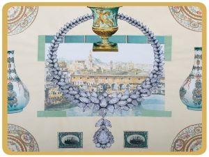 Placemat - Diamond design