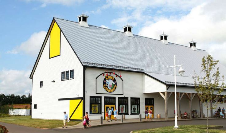 COWS Creamery is an outstanding ice cream, T-shirt, and cheese factory tour that is fun, educational and delicious! Get the inside scoop on how our COWS ice cream, t-shirts and cheese are made. Free self-guided tours of our COWS factory.