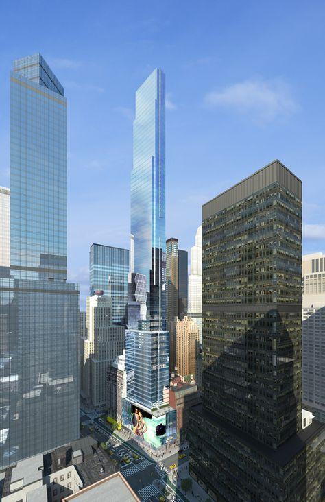 1710 Broadway | ~ 305m | ~ 1,000ft | 80 fl | Goldstein Hill & West