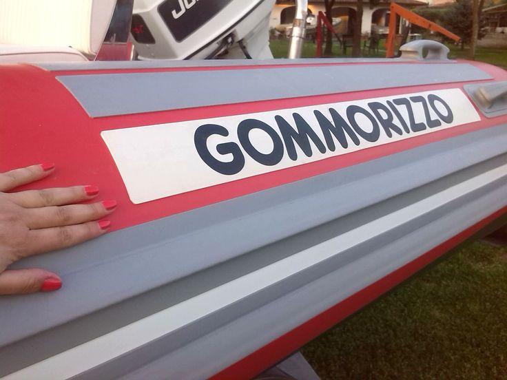 Gommone Gommorizzo