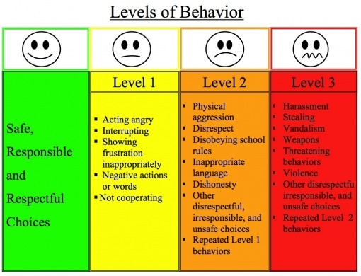 I need to write an essay on my classroom behavior--(I have excellent classroom behavior)?
