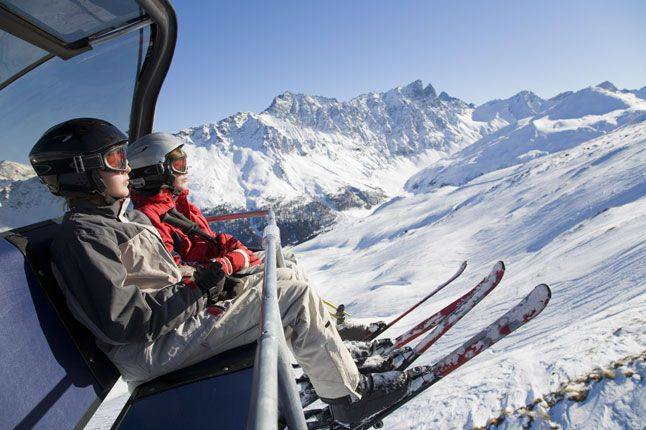 Skiing in the Alps | Cheap Ski Holidays (Condé Nast Traveller)