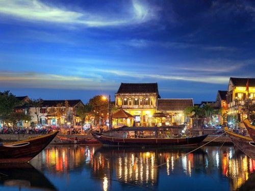 Η παλιά πόλη του Χόι Άν, Βιετνάμ
