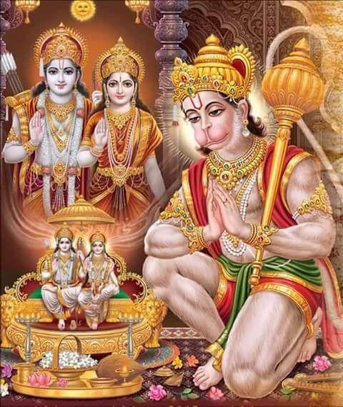 हनुमान जी के वॉलपेपर - Bhakti Time