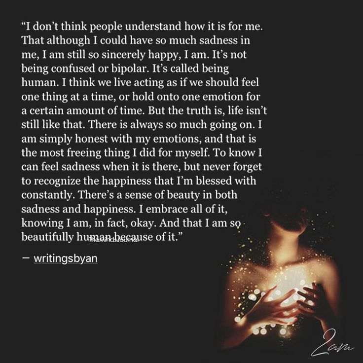 I Don't Think People Understand How It Is For Me - https://themindsjournal.com/dont-think-people-understand/