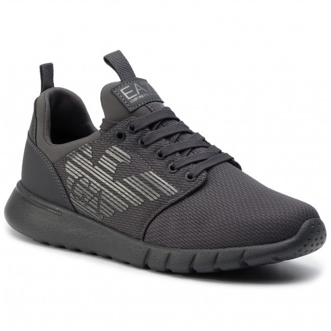Sneakersy Ea7 Emporio Armani X8x007 Xcc02 00371 Asphalt Sneakersy Polbuty Meskie Eobuwie Pl Emporio Armani Armani Adidas Tubular