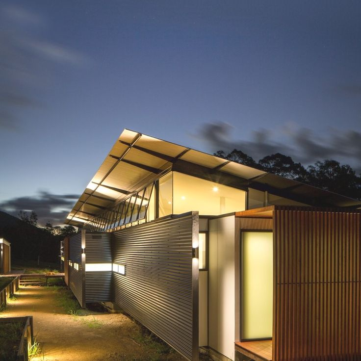 Luxury wallaby lane house by robinson architects