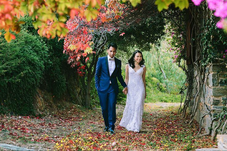 Rustic Wedding in Evia, Greece #RusticWedding