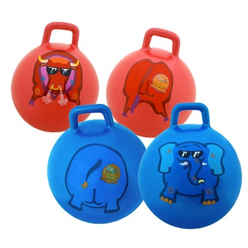 Love these Waliki Toys exercise bouncing balls. Reminds me of the ones from the 80's, with a designer's eye.