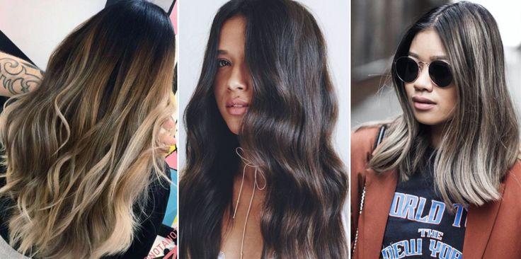 13 brunette haartrends die je overal gaat zien deze lente en zomer