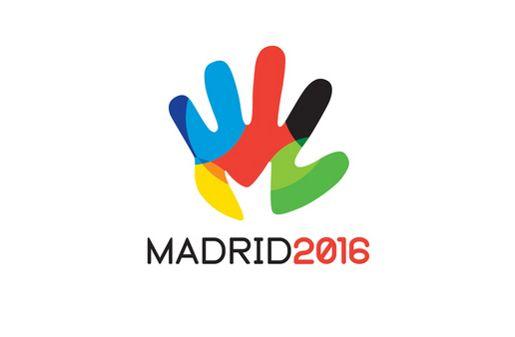 Madrid 2016 Logo