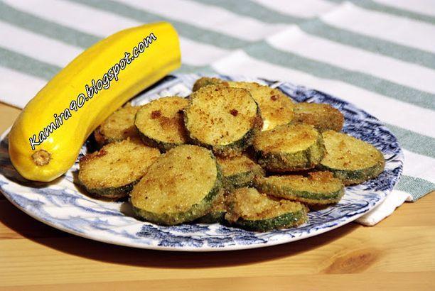 Chipsy z cukinii - szybka i smaczna przekąska