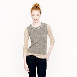 Collection jeweled-collar sweaterJeweled Collars Sweaters, Jewels Collars Sweaters, Style Inspiration, J Crew, Women Sweaters, Collection Jewels Collars, Peter Pan Collars, Fall Fashion, Jcrew Sweaters