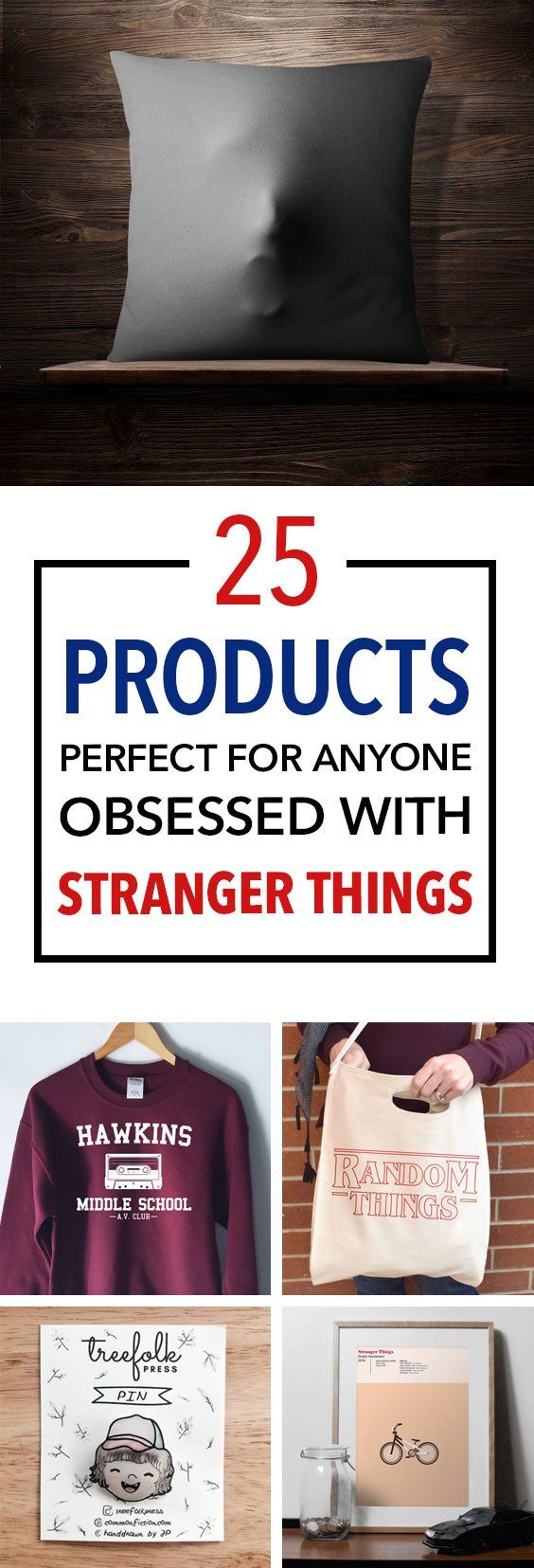 25 Products Perfect For Anyone Obsessed With Stranger Things – SOCIETY19