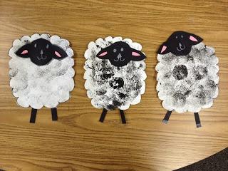 how to make a model sheep